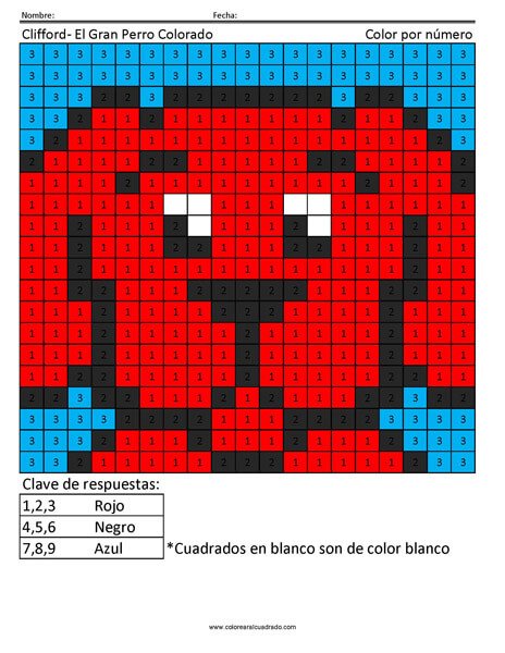 animados clásicos color por número