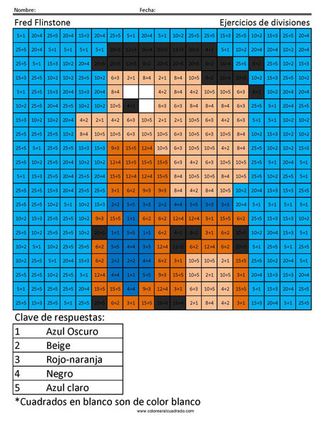 animados clásicos multiplicaciones y divisiones
